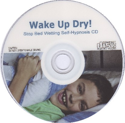 Stop bed wetting hypnosis cd